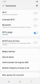 Configura el WiFi - Samsung Galaxy A10 - Passo 5