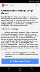 Configura el Internet - Sony Xperia Z3 D6603 - Passo 19