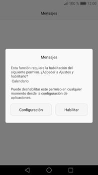 Envía fotos, videos y audio por mensaje de texto - Huawei Mate 8 - Passo 3