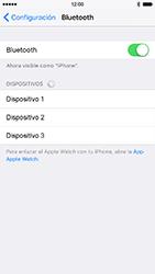 Conecta con otro dispositivo Bluetooth - Apple iPhone 7 - Passo 5