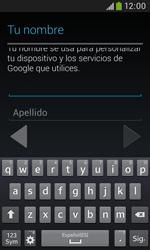 Crea una cuenta - Samsung Galaxy Trend Plus S7580 - Passo 5