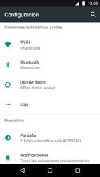 Configura el hotspot móvil - Motorola Moto G5 - Passo 4