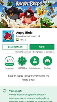 Instala las aplicaciones - Samsung Galaxy J7 Prime - Passo 19