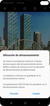 Live Focus - Samsung S10+ - Passo 4