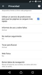 Limpieza de explorador - Sony Xperia XZ Premium - Passo 9