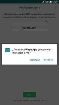 Configuración de Whatsapp - Samsung Galaxy A7 2017 - A720 - Passo 10