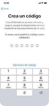 Activar el dispositivo con la función antirrobo - Apple iPhone 11 Pro - Passo 18