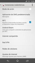 Configura el hotspot móvil - Sony Xperia E 4G - Passo 5