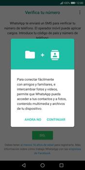 Configuración de Whatsapp - Huawei Y7 (2018) - Passo 5