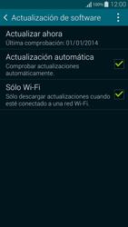 Actualiza el software del equipo - Samsung Galaxy Alpha - G850 - Passo 7