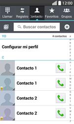 ¿Tu equipo puede copiar contactos a la SIM card? - LG L70 - Passo 10