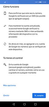 Crea una cuenta - Huawei Mate 20 Lite - Passo 13