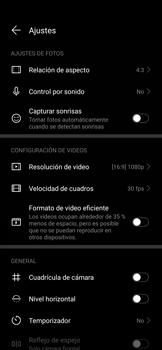 Cómo grabar videos con resolución 4K - Huawei P40 - Passo 6