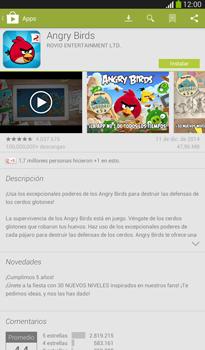 Instala las aplicaciones - Samsung Galaxy Tab 3 7.0 - Passo 17