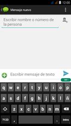 Envía fotos, videos y audio por mensaje de texto - Acer Liquid Z410 - Passo 4