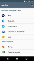Comparte la conexión de datos con una PC - Sony Xperia XZ Premium - Passo 3