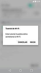 Configura el WiFi - LG X Cam - Passo 6