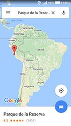 Uso de la navegación GPS - Huawei Y3 II - Passo 10