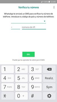 Configuración de Whatsapp - Samsung Galaxy A7 2017 - A720 - Passo 6