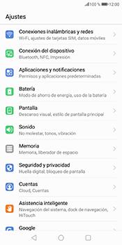 Configura el hotspot móvil - Huawei P Smart - Passo 4