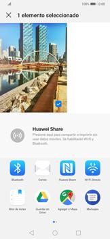 Opciones de la cámara - Huawei Mate 20 Pro - Passo 16