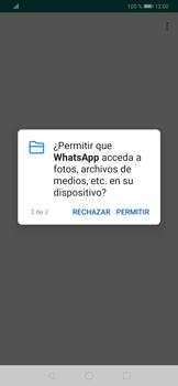 Configuración de Whatsapp - Huawei P30 - Passo 9