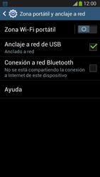 Comparte la conexión de datos con una PC - Samsung Galaxy Zoom S4 - C105 - Passo 8