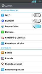 Configura el hotspot móvil - LG Optimus G Pro Lite - Passo 4