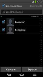 ¿Tu equipo puede copiar contactos a la SIM card? - LG G Flex - Passo 8