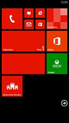 Inserta una tarjeta de memoria - Nokia Lumia 1320 - Passo 1