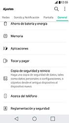 Actualiza el software del equipo - LG X Cam - Passo 5