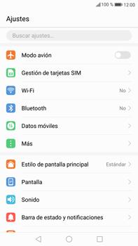 Configura el WiFi - Huawei Mate 9 - Passo 3
