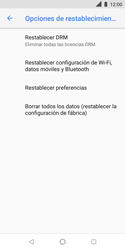 Restaura la configuración de fábrica - Nokia 3.1 - Passo 6