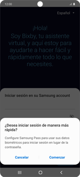 Cómo habilitar el asistente Bixby - Samsung Galaxy S10 Lite - Passo 8