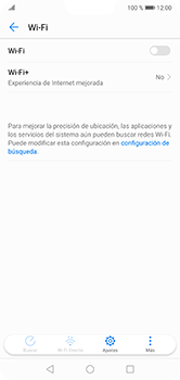 Configura el WiFi - Huawei P20 Lite - Passo 5