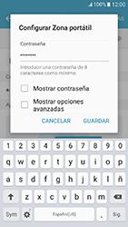 Configura el hotspot móvil - Samsung Galaxy J5 Prime - G570 - Passo 9
