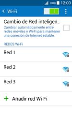 Configura el WiFi - Samsung Galaxy Core Prime - G360 - Passo 6