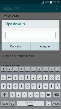 Configura el Internet - Samsung Galaxy Note IV - N910C - Passo 13