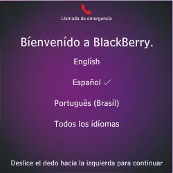 Activa el equipo - BlackBerry Q10 SQN100 – 1 - Passo 2