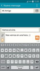 Envía fotos, videos y audio por mensaje de texto - Samsung Galaxy A5 - A500M - Passo 13