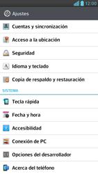 Comparte la conexión de datos con una PC - LG Optimus G Pro Lite - Passo 4