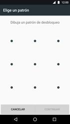 Desbloqueo del equipo por medio del patrón - Motorola Moto G5 - Passo 8
