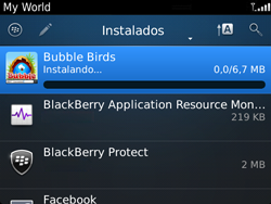 Crea una cuenta - BlackBerry Bold 9720 - Passo 17