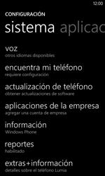 Actualiza el software del equipo - Nokia Lumia 625 - Passo 5
