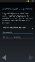 Crea una cuenta - Samsung Galaxy S 3  GT - I9300 - Passo 11