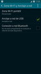 Comparte la conexión de datos con una PC - Samsung Galaxy S5 - G900F - Passo 7