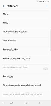 Configura el Internet - Samsung Galaxy Note 8 - Passo 12