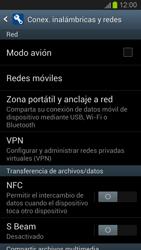 Configura el hotspot móvil - Samsung Galaxy S 3  GT - I9300 - Passo 5