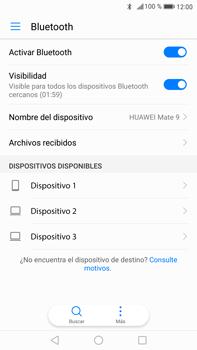 Conecta con otro dispositivo Bluetooth - Huawei Mate 9 - Passo 5