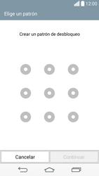 Desbloqueo del equipo por medio del patrón - LG G3 Beat - Passo 9